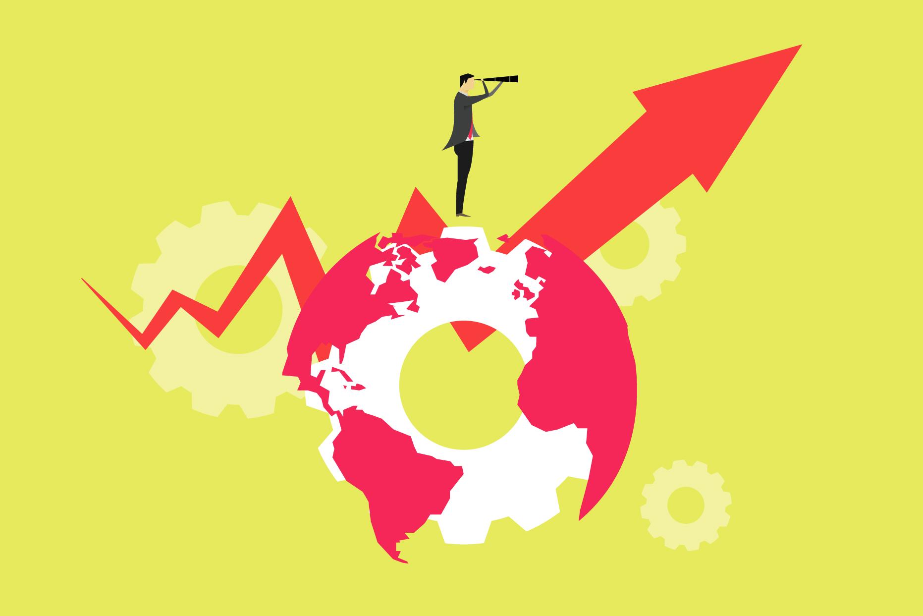 経済サイクル:Economic cycle とは?景気が良い時悪い時