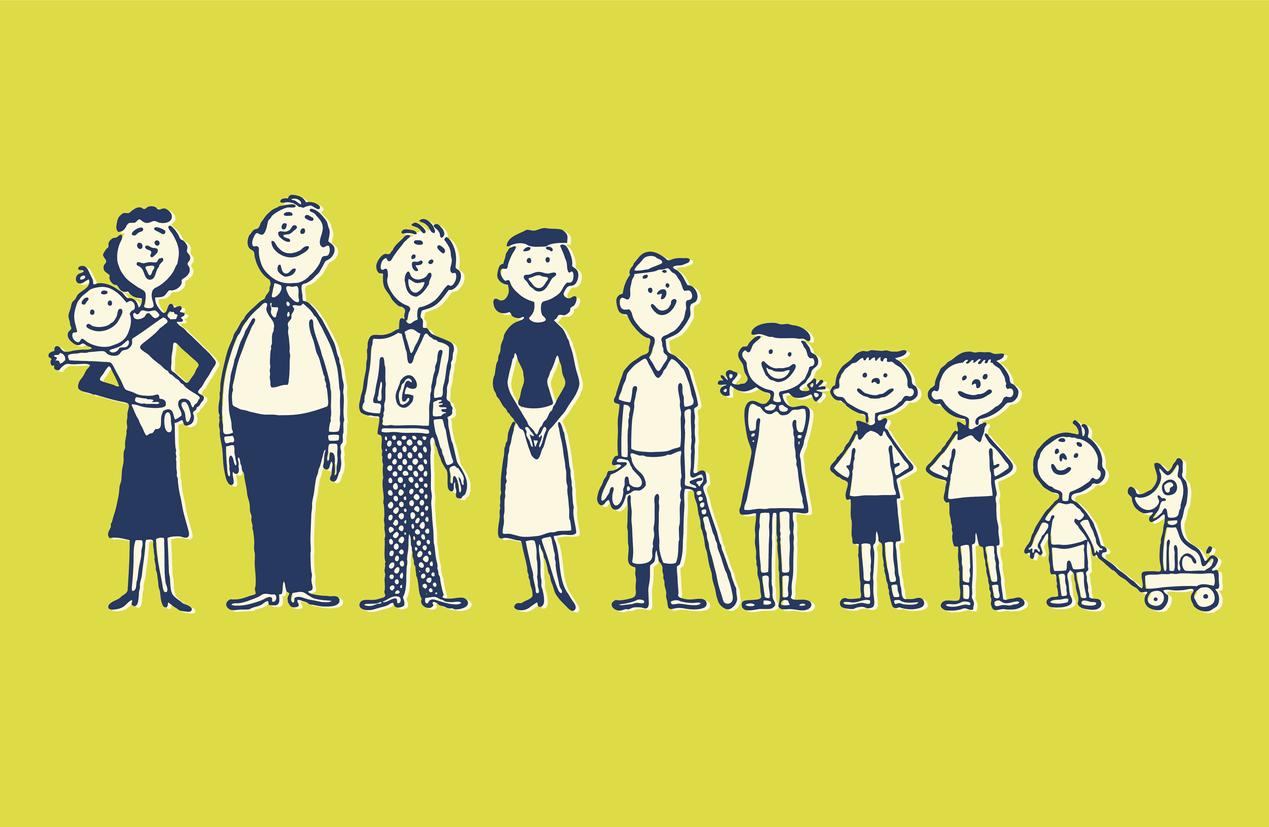 家族の収支への影響