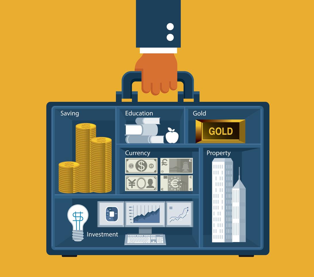 【分散投資】資産形成において必須とされる「分散投資」のメリットとデメリット。リスクを縮小する投資ポートフォリオの作成方法を解説します