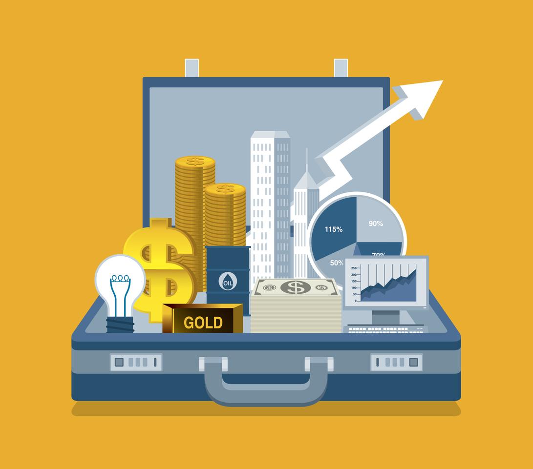 資産ポートフォリオの作成方法
