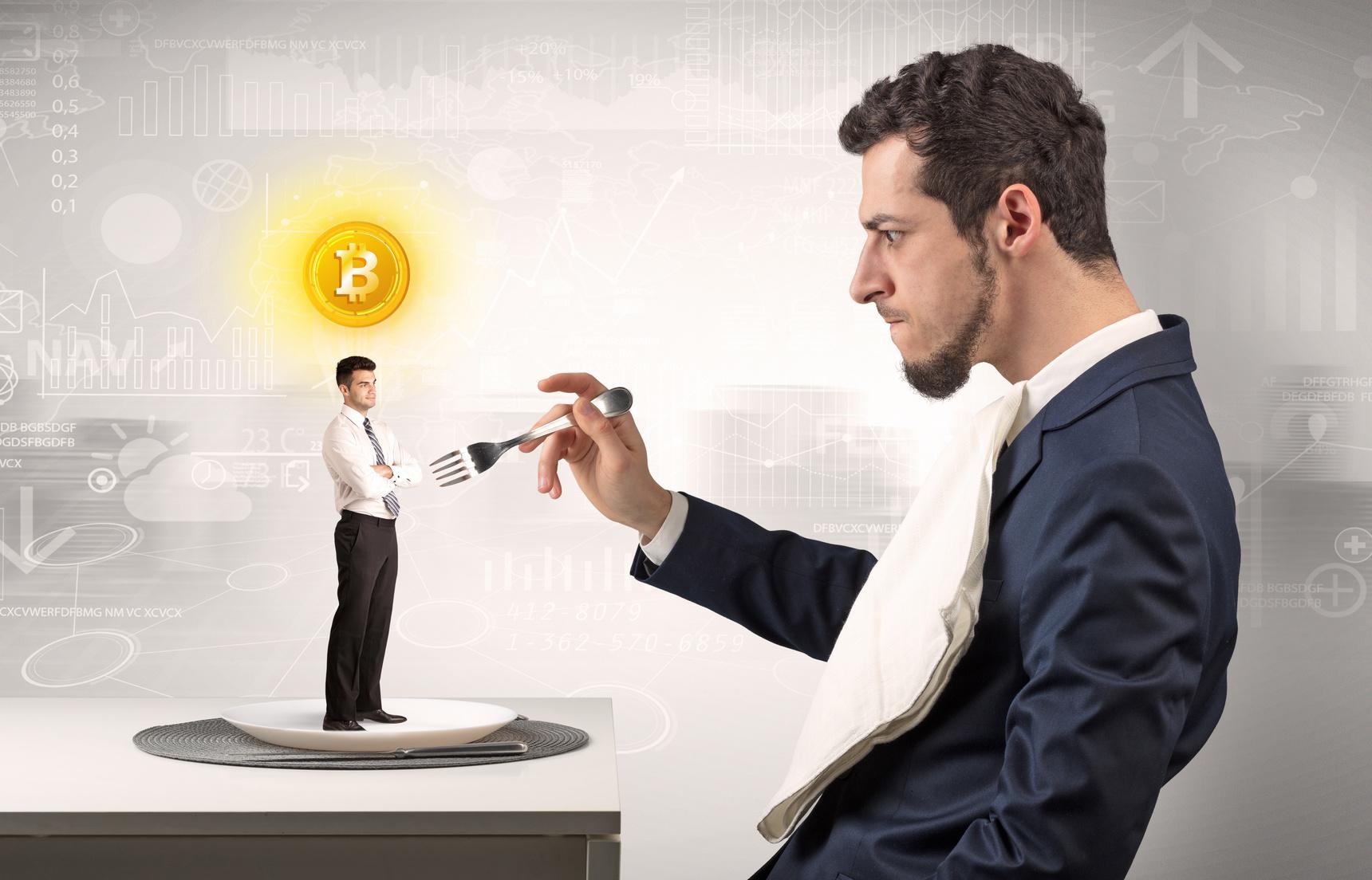 仮想通貨は安全、それとも危険なのか?仕組みを解説