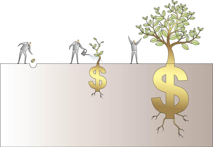 【ROE・ROAとは?】「自己資本利益率」と「総資産利益率」の計算方法と投資判断の基準・目安をわかりやすく解説。