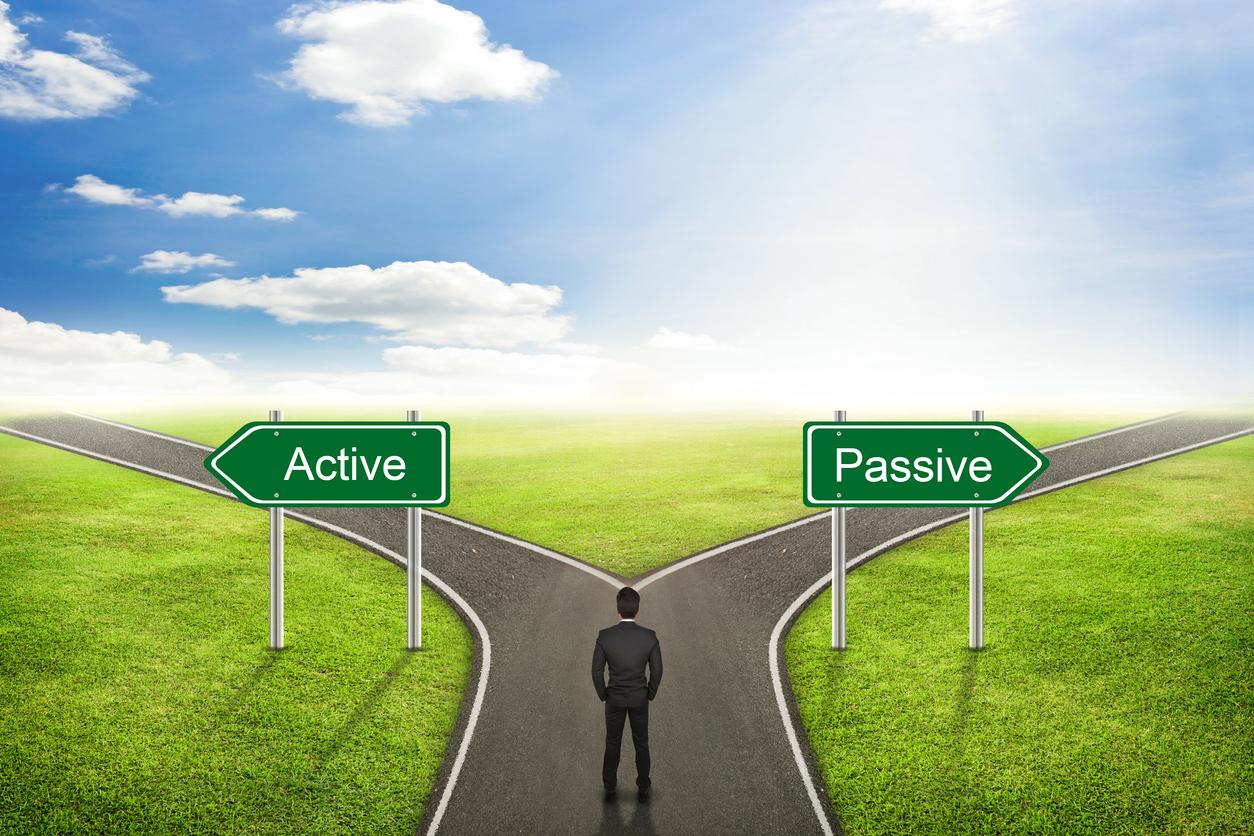 達人ファンドとバランスファンドの違い②:アクティブ型とパッシブ型