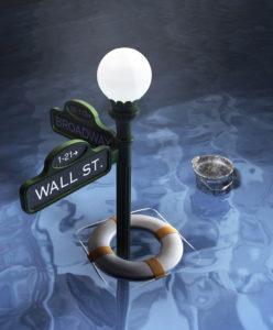 2008年:大手金融機関(投資銀行)/リーマン・ブラザーズ証券が破綻し連鎖的に世界大恐慌勃発、政策低金利時代突入!