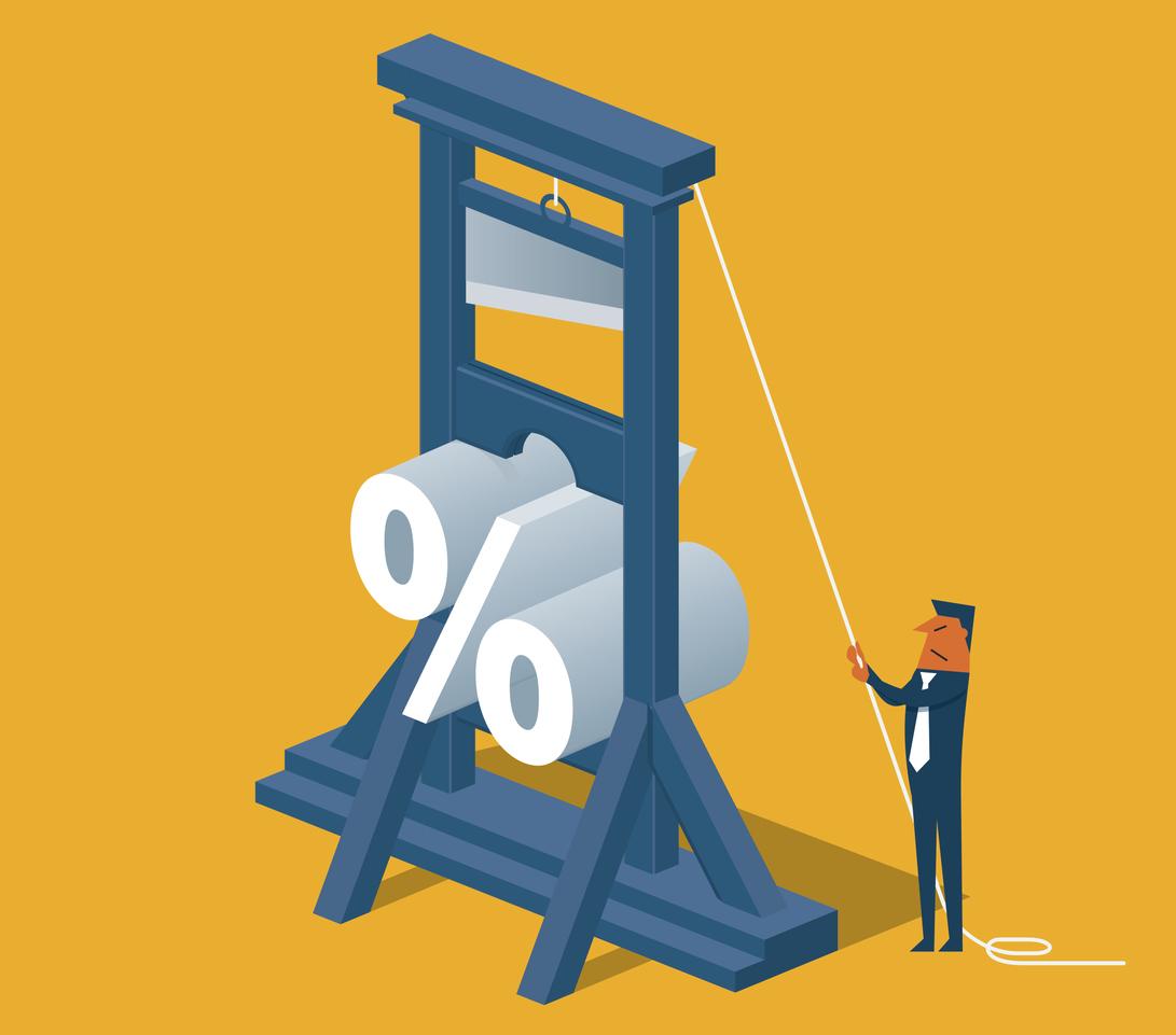 『金利』と『貸株料』の水準を比較