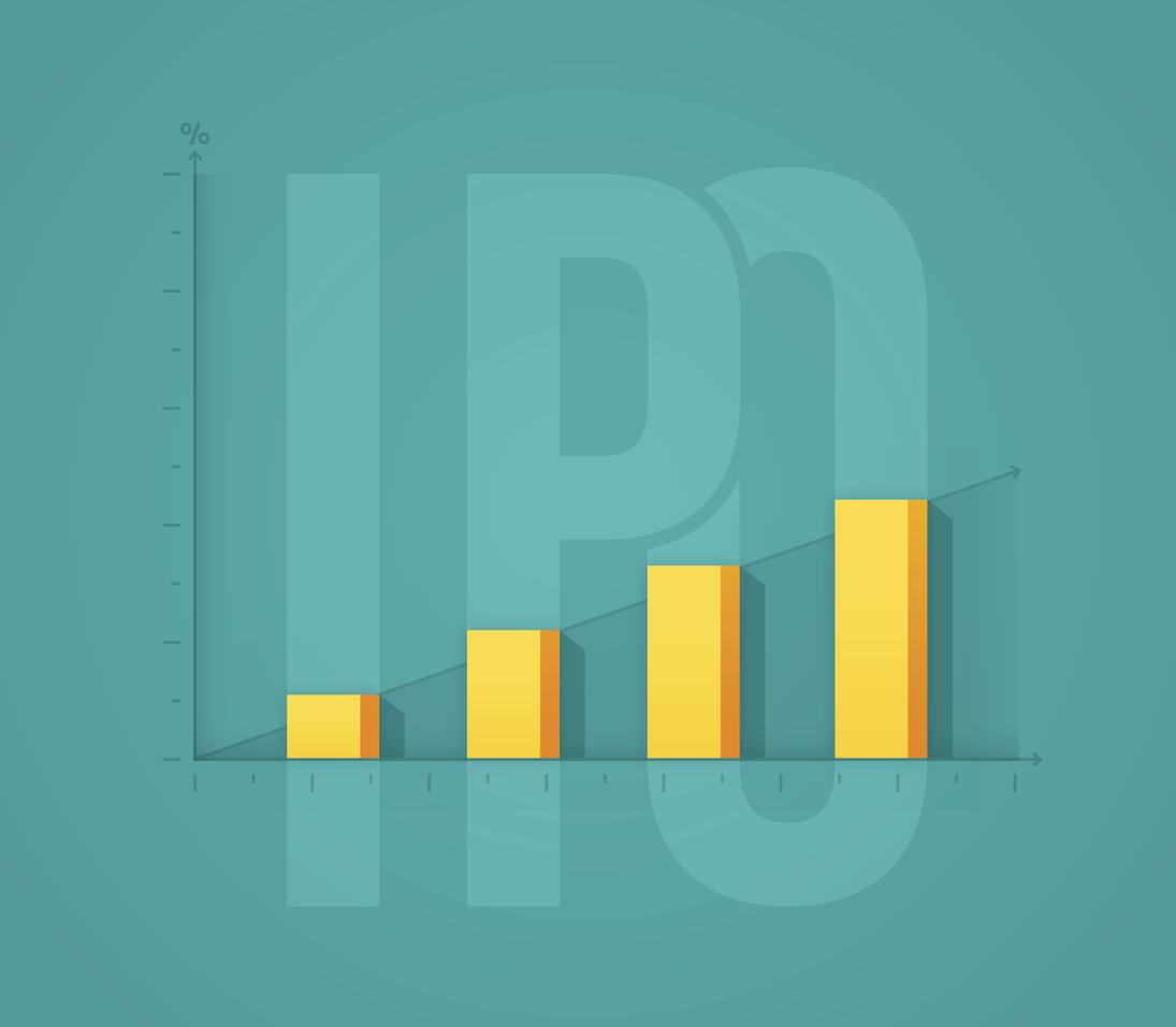 IPO投資の高い勝率と期待できる利益水準をデータから確認