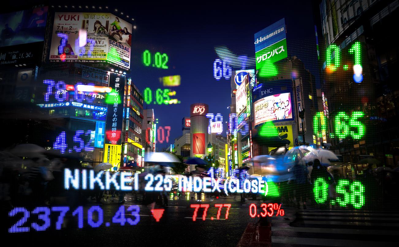 日経平均株価は平均株価指数