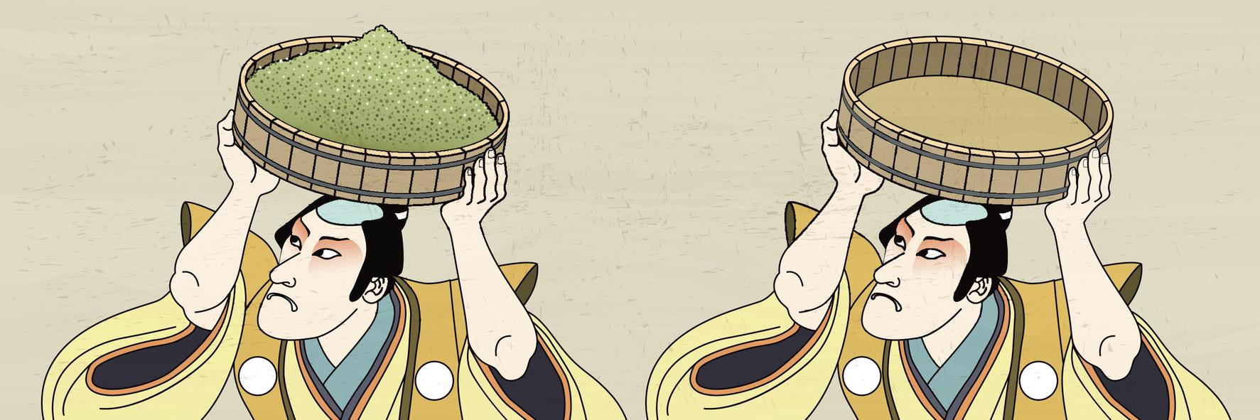 日本人は昔の江戸時代には世界で初めて大阪の堂島で米の「先物取引」を行っていたことが確認されていた。