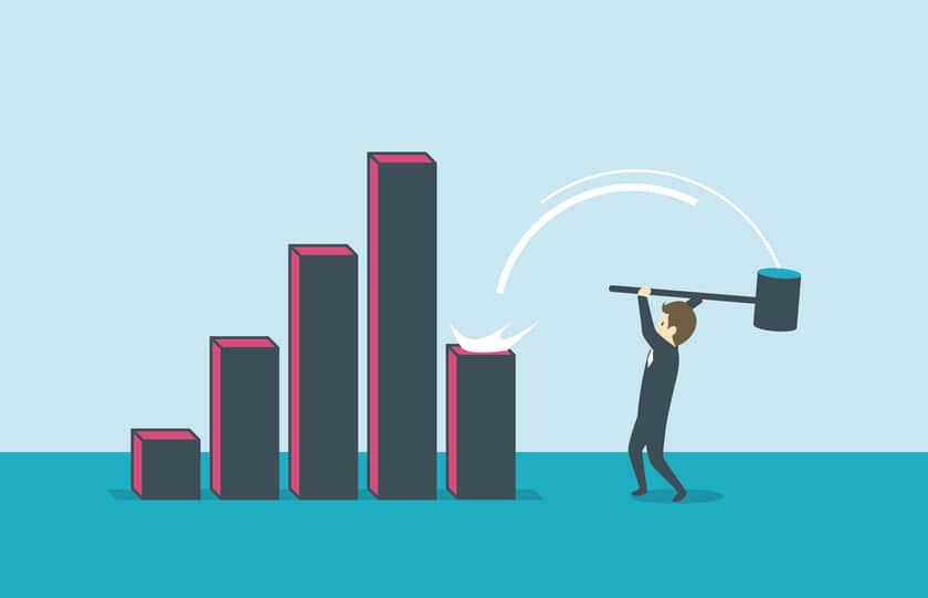 【ナンピンとは?】メリットとデメリットをわかりやすく説明!株式投資でナンピン買いが正当化されるケース3選も合わせて紹介する。