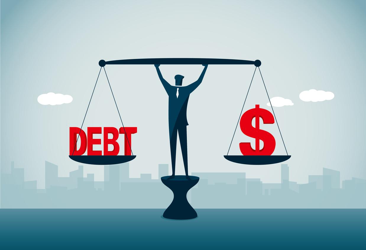 負債(debt)の見方