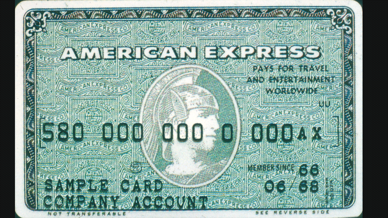 AMERICAN EXPRESS「Our History」