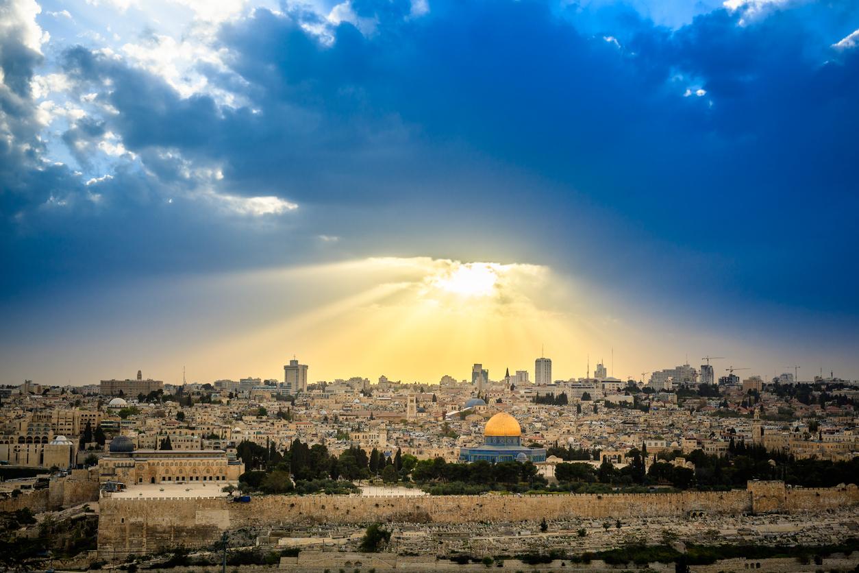 イスラエルの建国