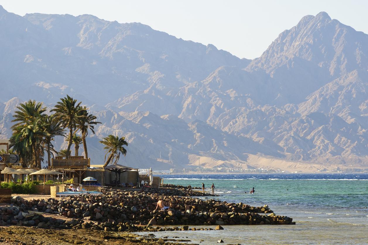 エジプトのシナイ半島