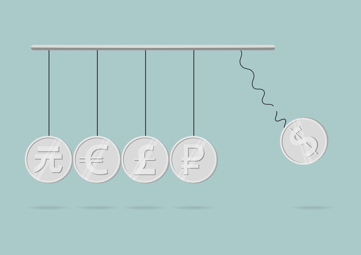 過去には1ドル360円の相場の時代があった?現代の為替取引「変動為替相場制」とは?そのメリットとデメリットもあわせて解説。