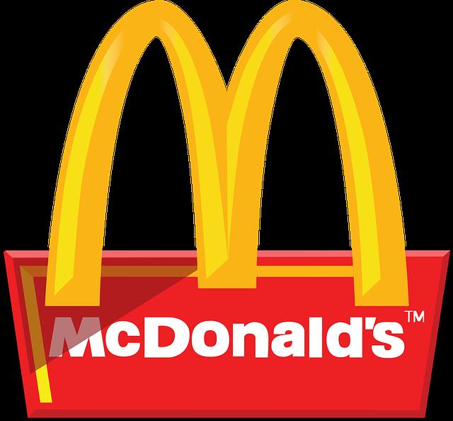 マクドナルドハンバーガー