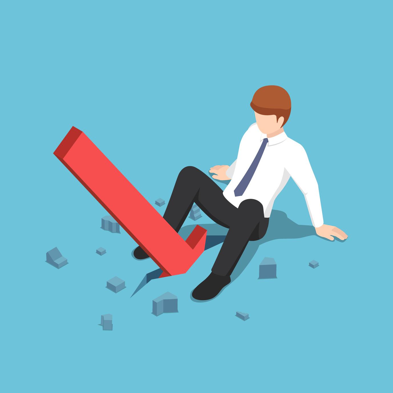株で生き残っている人たちが行っている損切りのタイミングとは?
