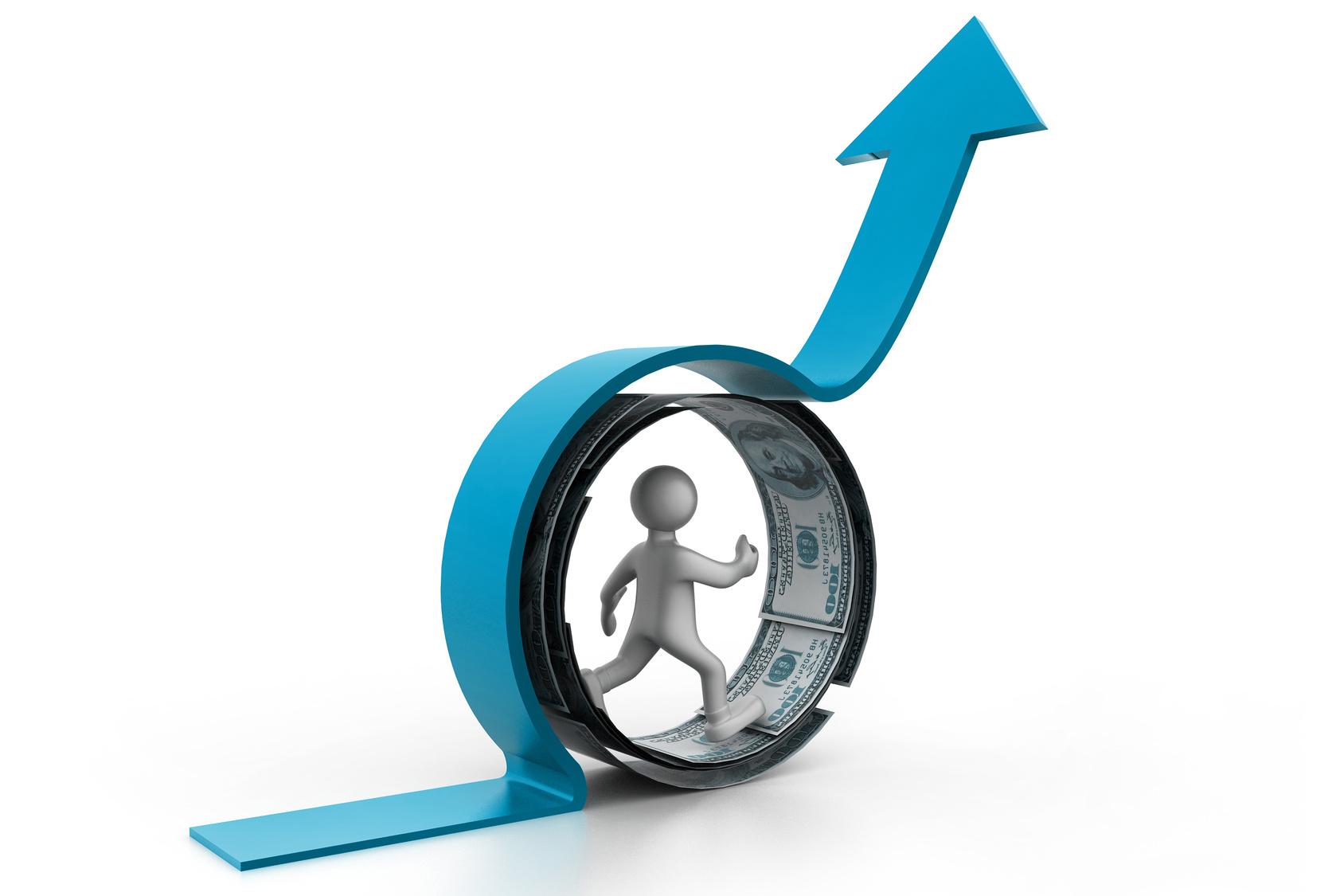経済活動の活発化