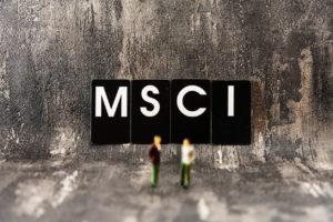 【MSCIインデックスとは?】代表的なMSCI指数・投資商品を紹介。