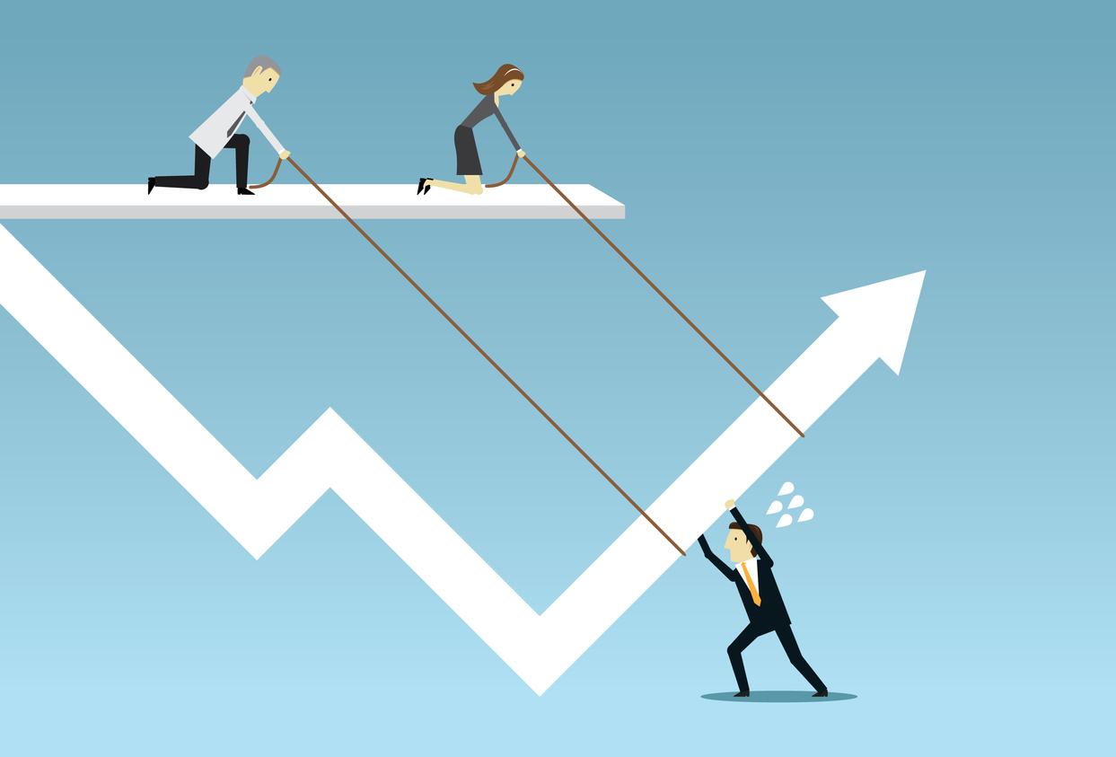 機関投資家、海外投資家は日経平均先物を利用して活発に取引