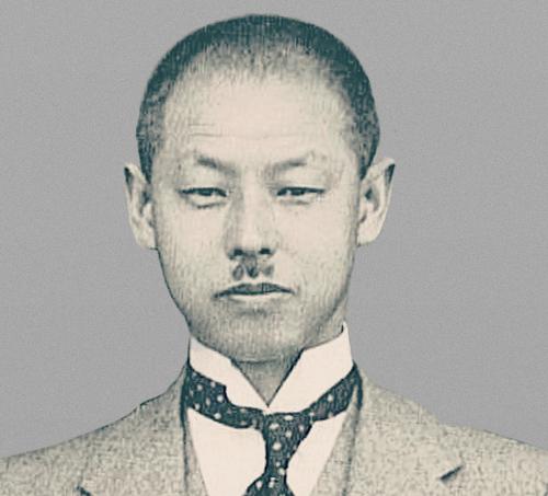 日産創業者 鮎川氏