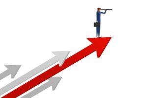 投資の戦略である「順張り」と「逆張り」とは?特徴やメリット・デメリットを解説。