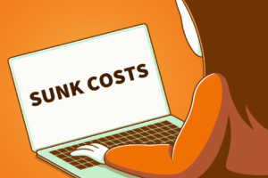 コンコルドの事例に学ぶ!サンクコスト(埋没費用効果)とは?「Sunk costバイアス」を活用している商売手法と合わせて解説。