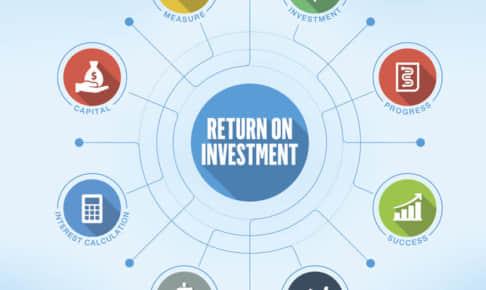 【ROIとは?】「投資収益率」を活用して分析するメリットとデメリット・具体例を解説!
