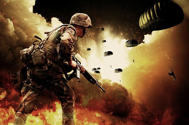 戦争 武器