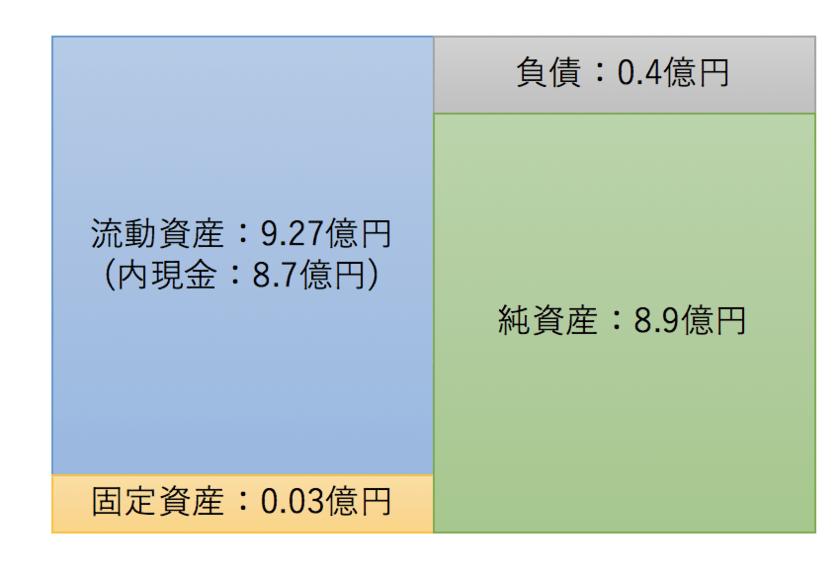 Kudanの財務の健全性を検証