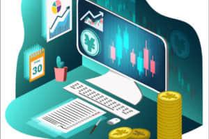 【テクニカル分析】チャートだけで億万長者に?ファンダメンタルズの対極にある分析手法の基本知識を紹介。