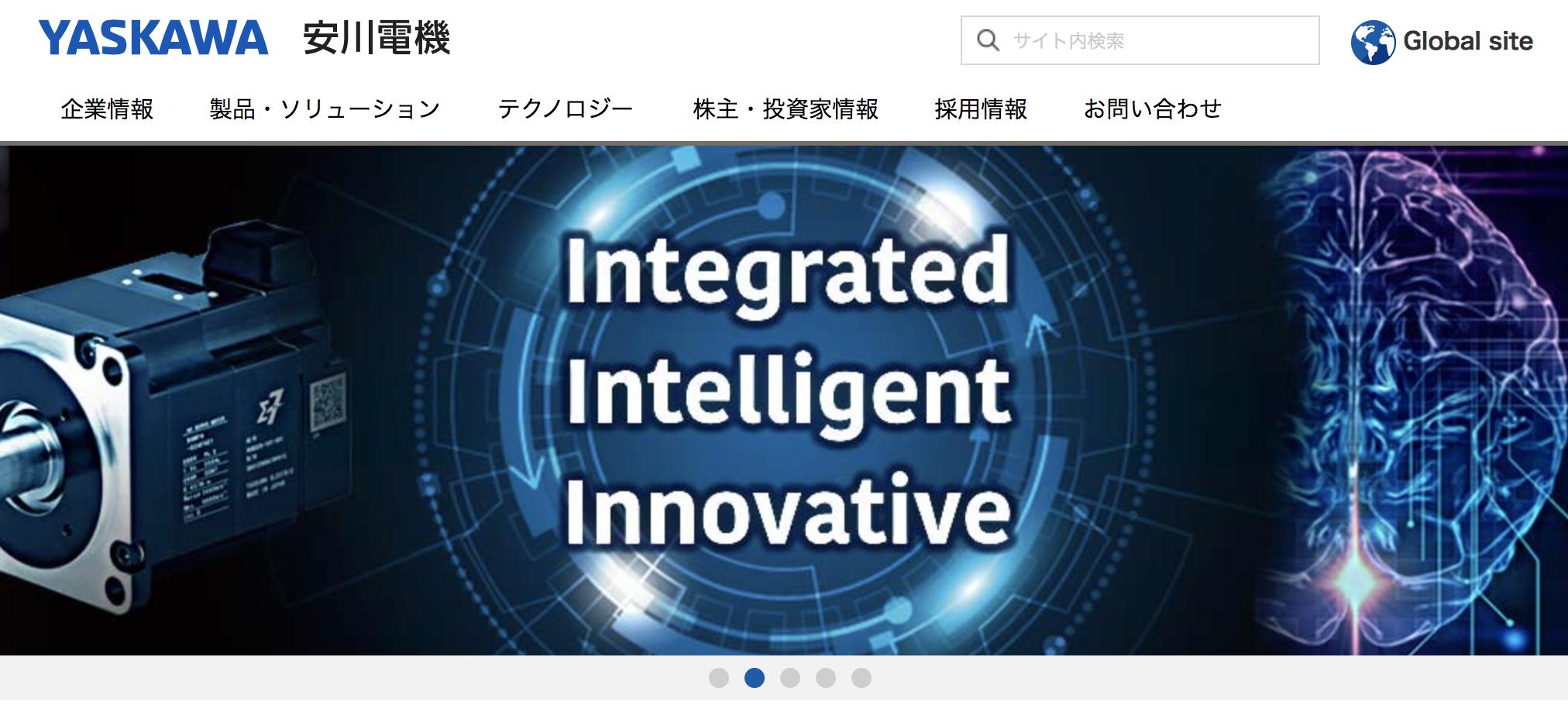 安川電機の株価推移を予想
