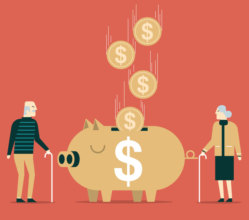 【豊かな老後のお金と暮らし特集】定年退職後の生活費(資金)が不安でたまらない?貯金がいくらあればいいのかを徹底解説!