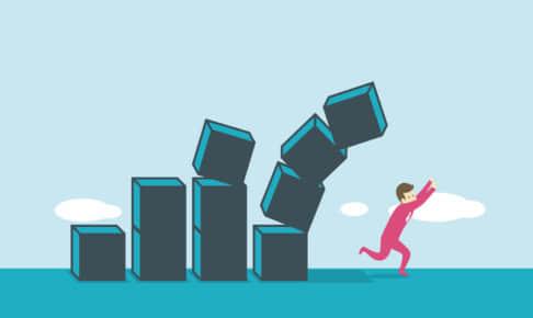 株式投資の基本的なリスク4選をわかりやすく解説!株は本当に怖いのか?