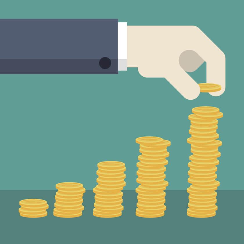 iDeCo(イデコ)で元本保証型商品の選択はおすすめできない!節税効果はあるも機会損失が多大すぎる。