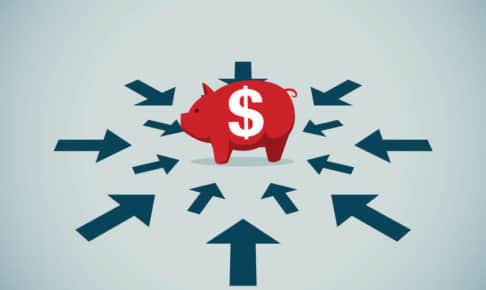「銀行預金(定期預金)」と「株式投資」「投資信託」の違いを解説!最も利益が大きい(儲かる)のはどれか?