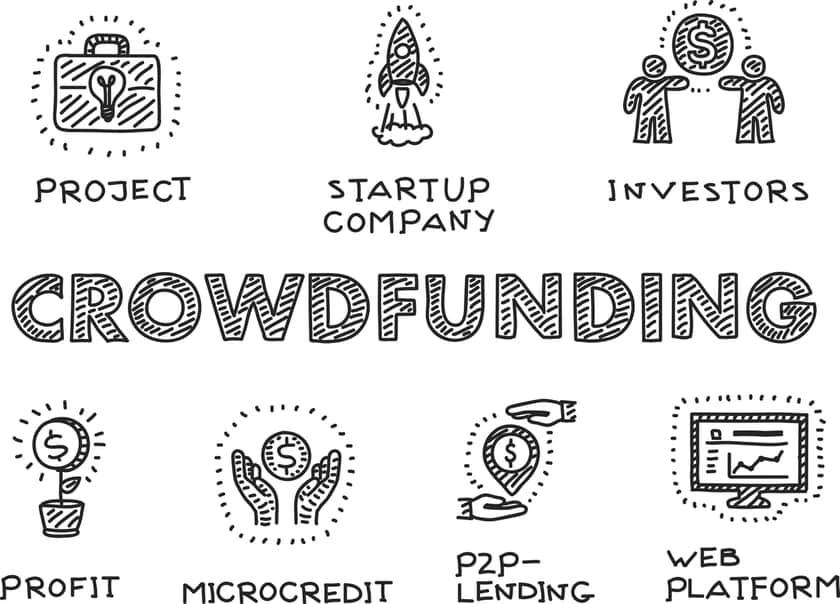 クラウドファンディングのおすすめのアプリはどれ?多彩なプロジェクト・アートに特化・不動産投資型などを紹介。