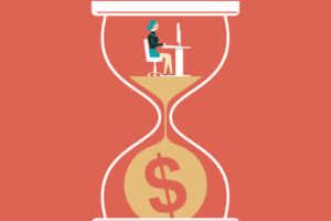 豊かな老後の生活費を送るために!十分な資金がない人は『お金』に働いて貰い資本収益を得よう。