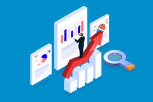 テクニカル分析とは?ファンダメンタル分析との違いを含めてわかりやすく解説する。