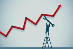 トレンドラインとは?株式投資初心者でも使えるトレンドラインの引き方を紹介。
