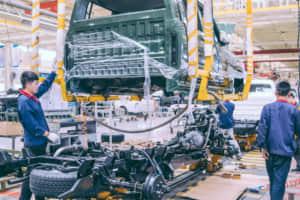 【輸出関連株】円安メリットのある代表銘柄!トヨタ自動車は「1円」の円高で営業利益が400億円変動?
