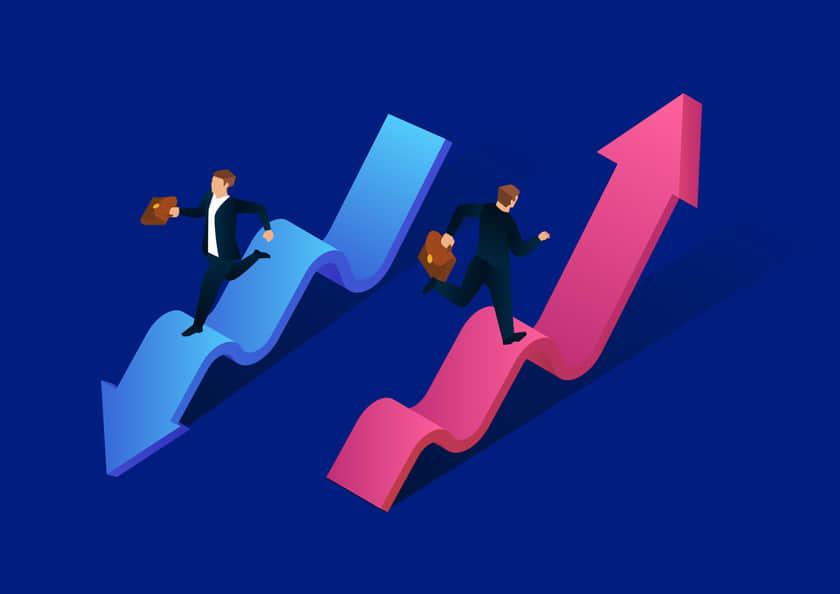 逆張り投資手法の一つである「押し目買い」とは?その概要とナンピンとの違い・実行における注意点について解説!