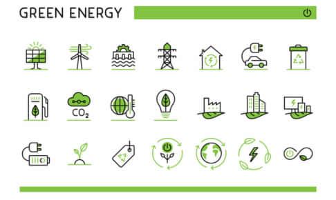 再生可能エネルギー投資の魅力を徹底解説!個人でも少額から高い利回りの利息を得よう。