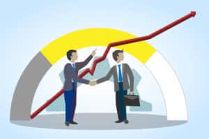 評価損益額と信用残高で計算できる指標「信用評価損益率」とは?計算方法やチャートの見方をわかりやすく解説。