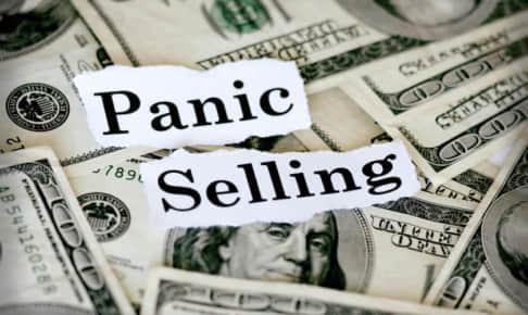 株の「狼狽売り」「狼狽買い」とは?株価急落→実態価値が毀損した企業銘柄を拾うコツ。