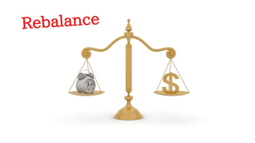 【リバランスの意味とは?】ポートフォリオのリバランスが安定した利益の源泉となる有効な方法であることを解説!